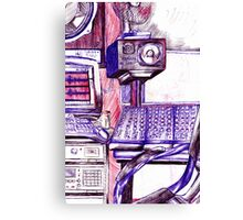 METWAY STUDIO BRIGHTON Canvas Print