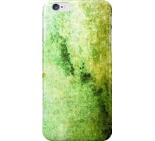 iPhone Case Abstract Cool Grunge Beautiful Green Texture iPhone Case/Skin