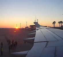 Windhoek International Airport by globeboater