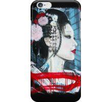 Geisha iPhone Case (Original Color) iPhone Case/Skin