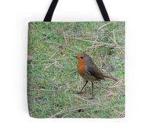Robin Profile Tote Bag