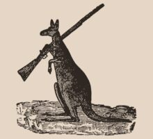Kangaroo Shotgun by James Raynes