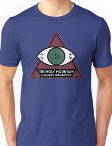 The Holy Mountain T Shirt Unisex T-Shirt