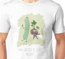 Anti Veggies Squad Unisex T-Shirt