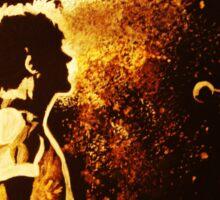 Glowing Louis Tomlinson Sticker