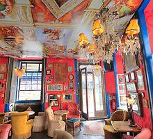 urban bar interior by terezadelpilar~ art & architecture
