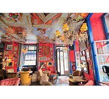urban bar interior Photographic Print