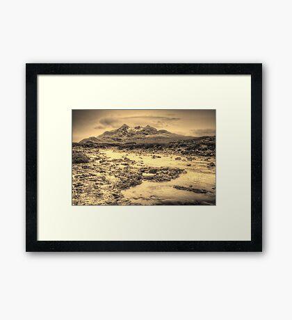 Isle of Skye Framed Print