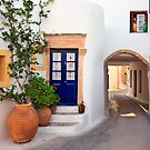 Alleys of Kythira by Hercules Milas