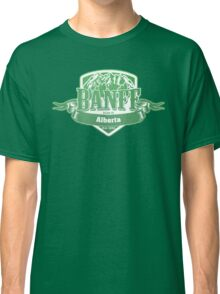 Banff Alberta Ski Resort Classic T-Shirt