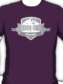 Beaver Creek Colorado Ski Resort T-Shirt