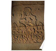 Angkor Wat Sanctuary - 62 Poster