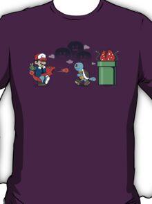 Mariomon Land T-Shirt