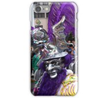 Folk Dancing Diablada Corso Wong iPhone Case/Skin