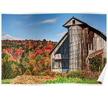 Farm Country Poster