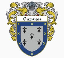 Guzman Coat of Arms/Family Crest Kids Clothes