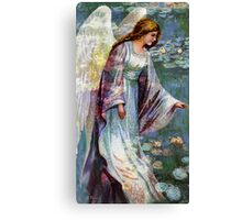 GUIDE GUARDIAN AND MESSENGER Canvas Print