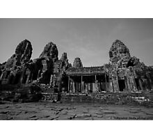 Angkor Wat Sanctuary - 76 Photographic Print
