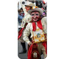 Folk Dancing Majeños Corso Wong iPhone Case/Skin