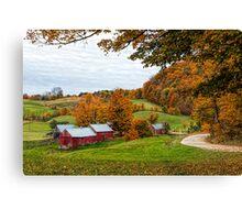 Jenne Farm Canvas Print