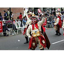 Folk Dancing Majeños Corso Wong Photographic Print