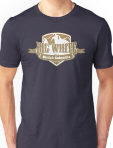 Big White British Columbia Ski Resort Unisex T-Shirt