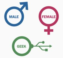 Male, Female, Geek by e2productions