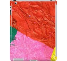 object recognition iPad Case/Skin