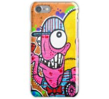 Monster graffiti iPhone Case/Skin