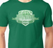Copper Mountain Colorado Ski Resort Unisex T-Shirt