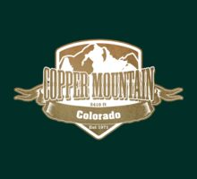 Copper Mountain Colorado Ski Resort by CarbonClothing