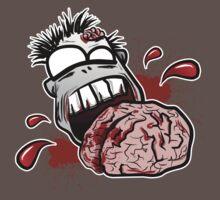 Zombie Eats Brains by DangRabbit