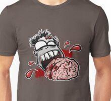 Zombie Eats Brains Unisex T-Shirt