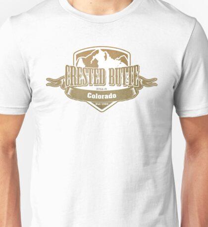 Crested Butte Colorado Ski Resort Unisex T-Shirt