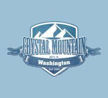 Crystal Mountain Washington Ski Resort by CarbonClothing
