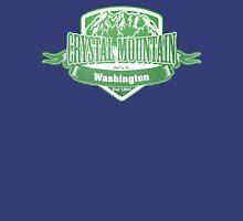 Crystal Mountain Washington Ski Resort Unisex T-Shirt
