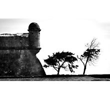 Fort Photographic Print