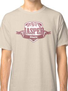 Jasper Alberta Ski Resort Classic T-Shirt
