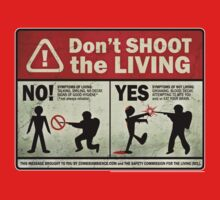 Don't Shoot the Living (Shoot Zombies!) by DangRabbit