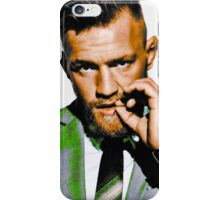 conor mcgregor ireland iPhone Case/Skin