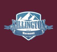 Killington Vermont Ski Resort by CarbonClothing