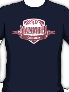 Mammoth California Ski Resort T-Shirt