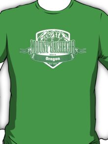Mount Bachelor Oregon Ski Resort T-Shirt