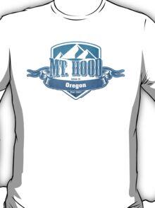 Mt Hood Oregon Ski Resort T-Shirt