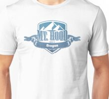 Mt Hood Oregon Ski Resort Unisex T-Shirt