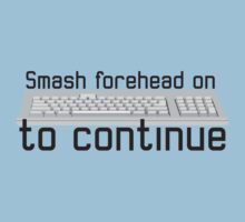 Smash forehead T-Shirt