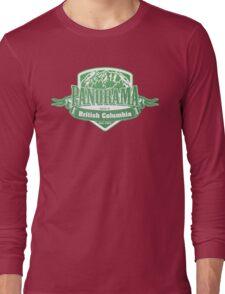 Panorama British Columbia Ski Resort Long Sleeve T-Shirt