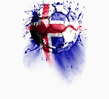 football Iceland Unisex T-Shirt