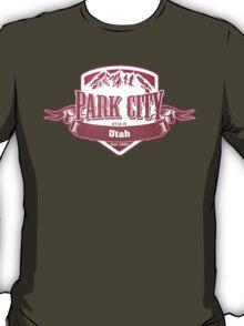 Park City Utah Ski Resort T-Shirt