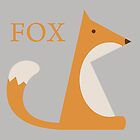 Fox by psygon